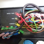 iTC-5, le témoin LED « SPEED/TEMP » est éteint