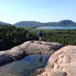 La cascade de Zoe Bay