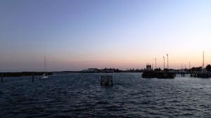 Avant la nuit (Small Boat Harbour)