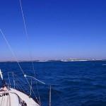 En approche de Geraldton