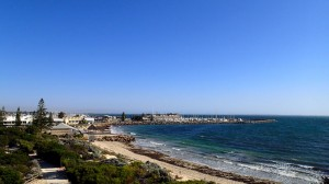 Bathers Bay dans la brise (Fremantle)
