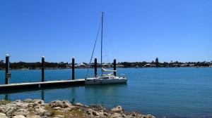 L'Envol au Stingray Wharf (Mandurah)