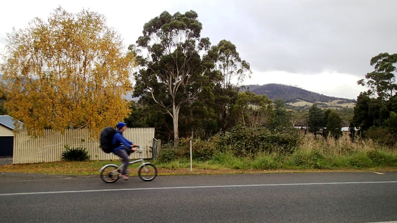 A défaut de stop, approvisionnement à vélo (merci Bella Luna !)