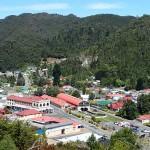 Queenstown, ex-ville minière