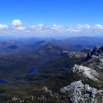 Vue du sommet (jour 2)