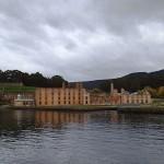 Mason Cove et le pénitencier de Port Arthur