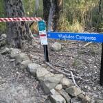 Parcs nationaux et chemins de randonnées fermés