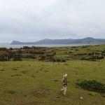 Au SW, Mercury Passage entre Maria Island et la Tasmanie