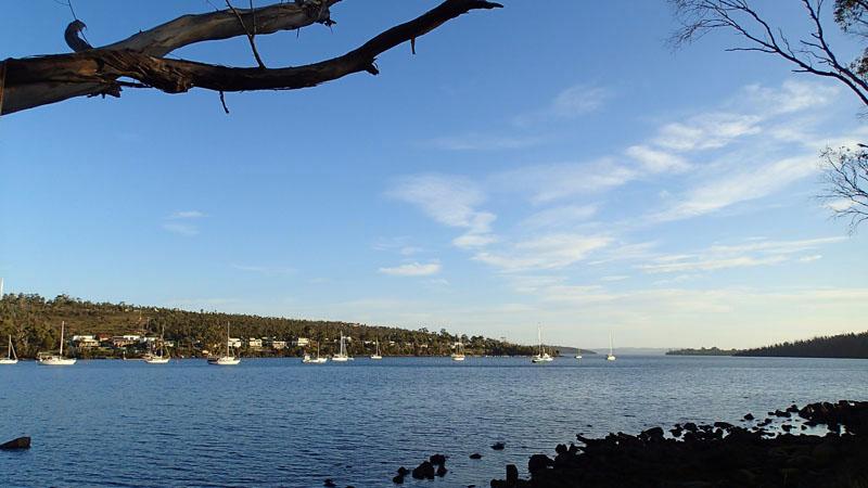 King George Sound, la baie de Murdunna