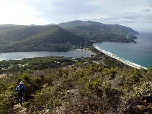 Eaglehawk Neck, le lien entre les péninsules Forestier et Tasman