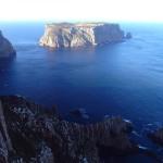 Le Blade, le Gap et Tasman Island