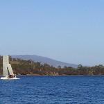 Sidecar sous voiles, un bateau véloce