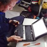 Retour du rétro-éclairage avec un clavier au standard français