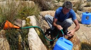 Approvisionnement en eau douce dans le Kimberley